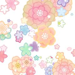 和風桜ブラシ_PG0296
