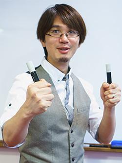 柚木 元講師画像